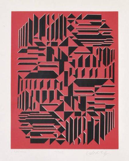 Victor Vasarely-Noorum, o. D.-