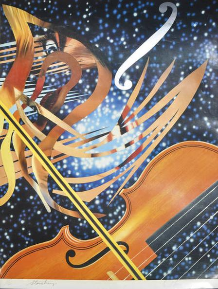 James Rosenquist-Starsring-1998