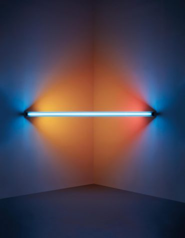 Dan Flavin-Untitled (To Ileana And Michael Sonnabend)-1970