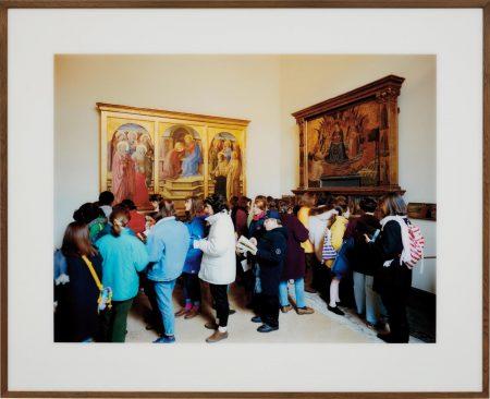 Thomas Struth-Museo Del Vaticano I, Roma-1990