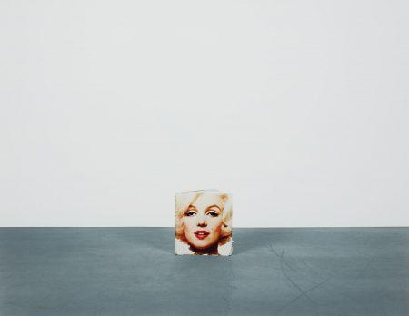Anne Collier-Studio Floor #1 (Marylin)-2009