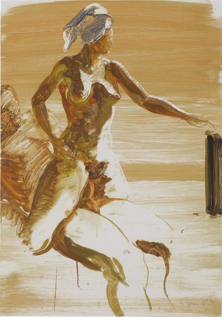 Eric Fischl-Untitled-1995