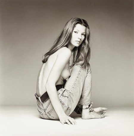 Patrick Demarchelier-Kate Moss, New York-1992