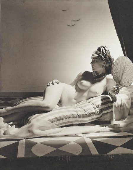 Horst P. Horst-Odalisque I, New York-1943