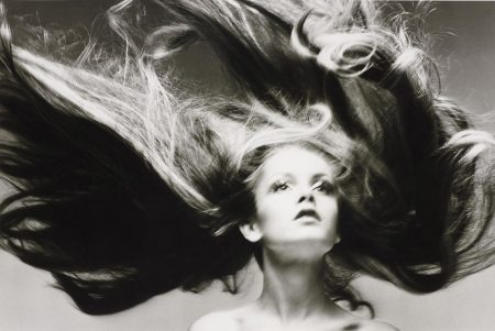 Richard Avedon-Twiggy, Hair By Ara Gallant, Paris Studio, January-1968