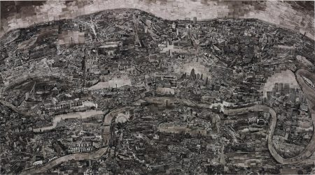 Sohei Nishino - London From Diorama Map-2010