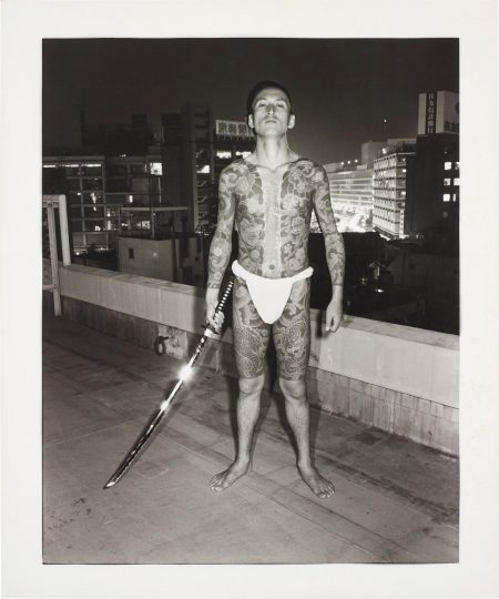 Seiji Kurata - [Irezumi No Otoko] Tattooed Man From Flash Up-1975