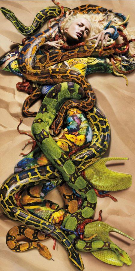 Alexander Mcqueen, Snakes-2009
