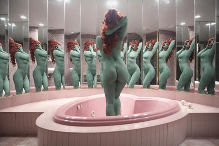 Juno Calypso-A Dream In Green, From The Honeymoon Suite-2015