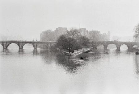 Ile De La Cite, Paris-1951