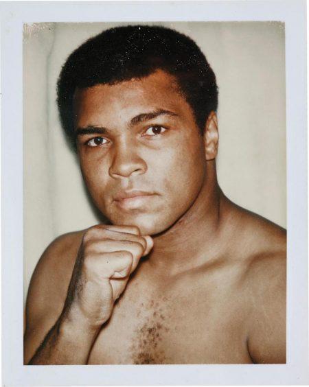 Andy Warhol-Muhammad Ali-1977