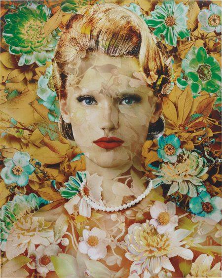 Valerie Belin-Giant Exhibition Aureole-2013