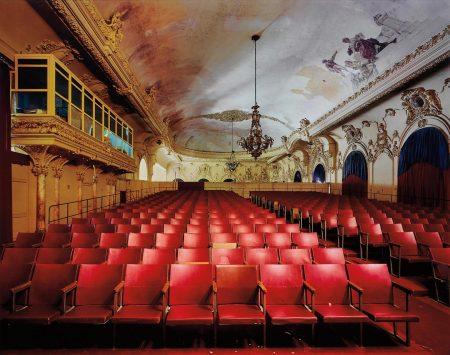 Robert Polidori-Sala Alejo Carpentier, Gran Teatro De La Habana, Habana Vieja, Havana-2000