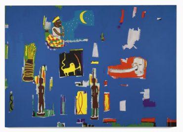 Jean-Michel Basquiat-Antar-1985