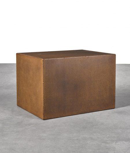 Tony Smith-Black Box-1962
