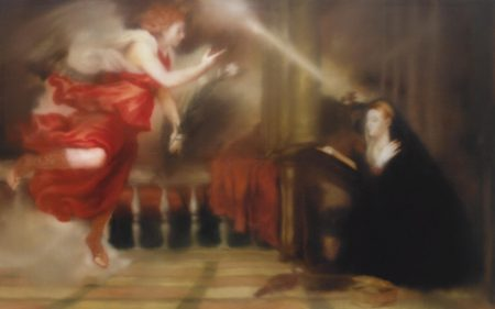 Gerhard Richter-Annunciation After Titian (P12)-2015