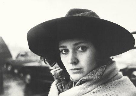 Antanas Sutkus-Actress Rimanta Krilaviciute, Nida-1984