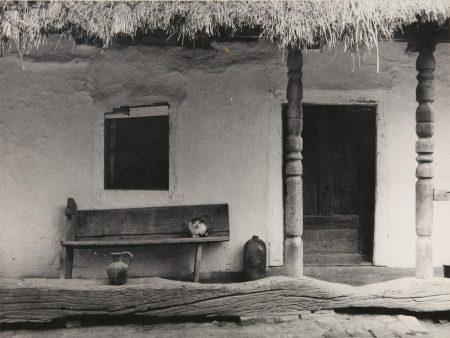 Janos Szasz - Burus (Rainy Afternoon), Baranya County-1973