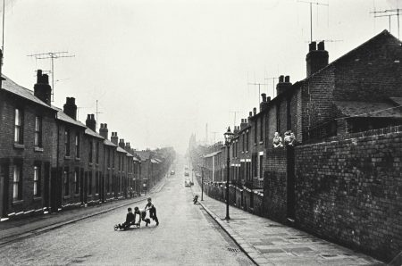 Roger Mayne - In The Street, Burngreave, Sheffield-1961
