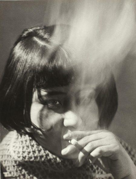 Fusao Hori - Woman At The Bar-1930