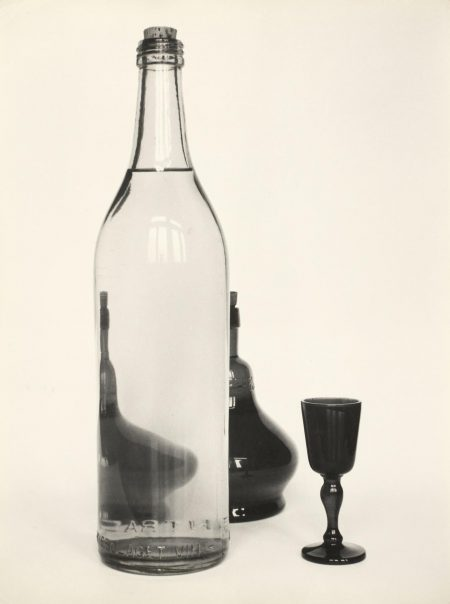 Gyula Holics - Redoubled Bottle-1955
