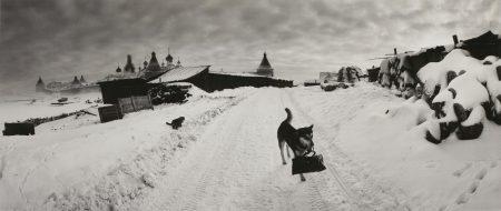 Pentti Sammallahti - Solovki, White Sea, Russia-1992