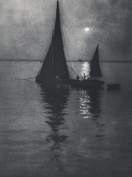 Alvin Langdon Coburn-Moonlight-1907