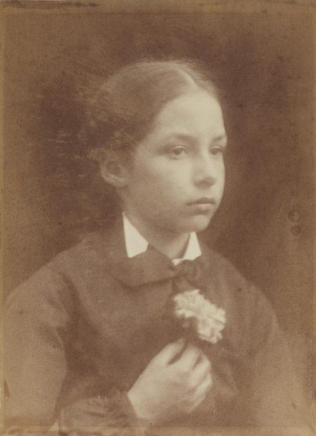 Julia Margaret Cameron-Adeline Norman-1874