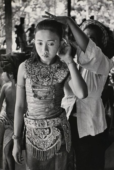 Henri Cartier-Bresson-Village Of Sanur, Bali, Indonesia-1949
