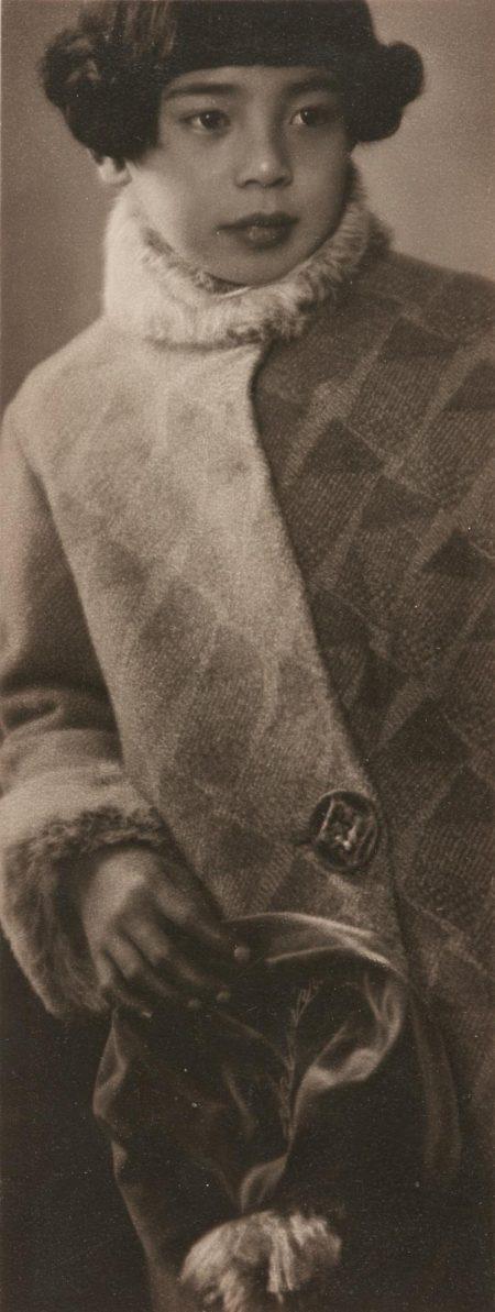 Ogawa Gesshu - Modern Girl-1925
