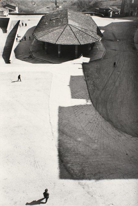 Henri Cartier-Bresson-Sienna, Italy-1933