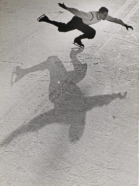 Istvan Szendro - Figure Skater-1930