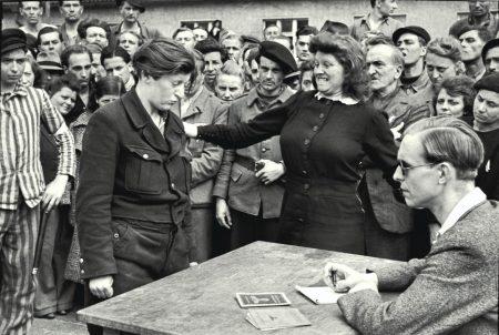 Dessau, April-1945