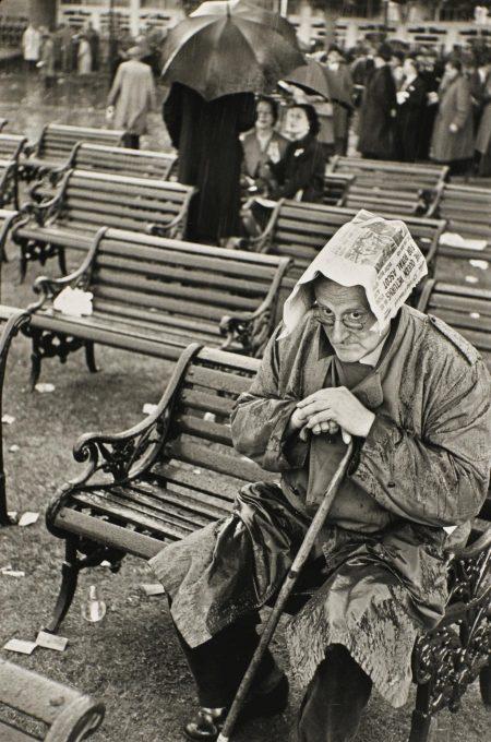 Henri Cartier-Bresson-Ascot Racecourse, Berkshire-1953