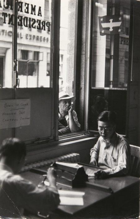 Henri Cartier-Bresson-Shanghai, China-1949
