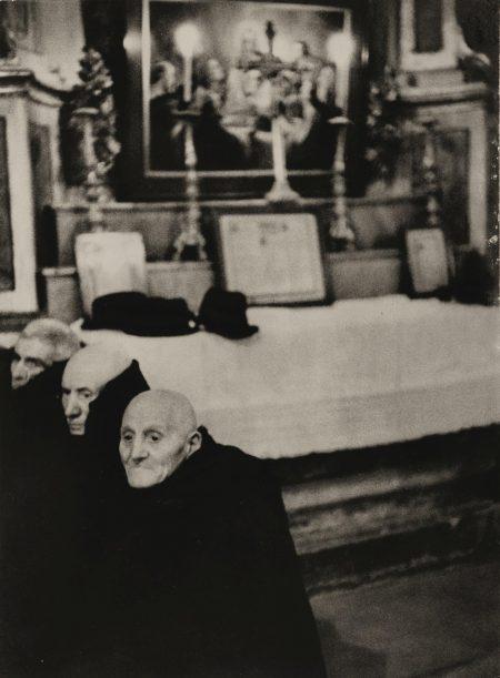 Midnight Mass, Abruzzo, Italy-1951