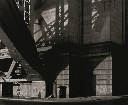Graham Smith - Below The Tyne Bridge, Newcastle Upon Tyne-1976