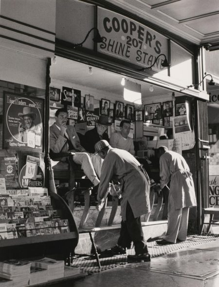 Wolfgang Suschitzky - San Francisco-1958