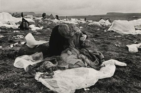 Josef Koudelka-Pop Festival, Buxton, Derbyshire, England-1973