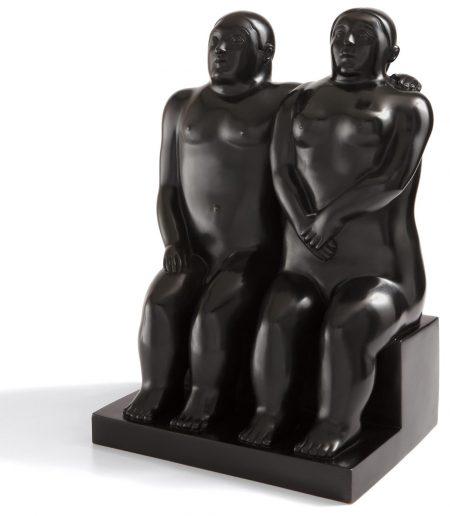 Fernando Botero-Untitled-
