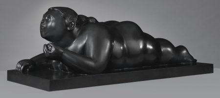 Fernando Botero-Eve-