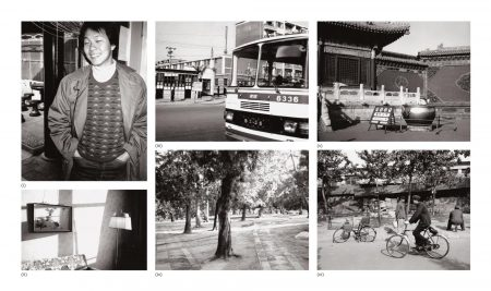 Andy Warhol-Six Works: (I) Alfred Siu; (II) Interior; (III) Street Scene (Bus); (IV) Wooded Park; (V) Temple Entrance; (VI) Street Scene With People And Bicycles-1982