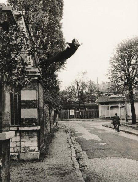 Harry Shunk & Janos Kender - Yves Klein, Le Saut Dans Le Vide-1991