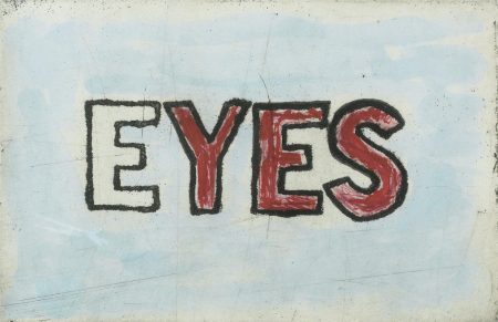Louise Bourgeois-Eyes-2004