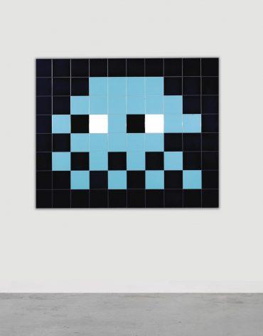 Invader-Big Blue Runner-2009