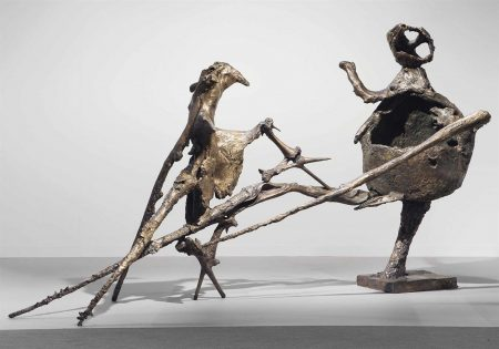 Germaine Richier  - La Montagne-1956