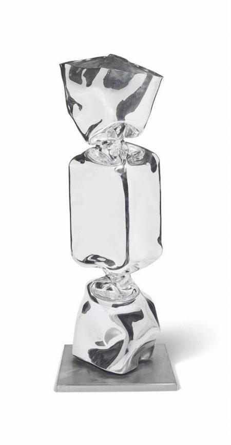 Laurence Jenkell-Wrapping Bonbon Aluminium Polimiroir-2011