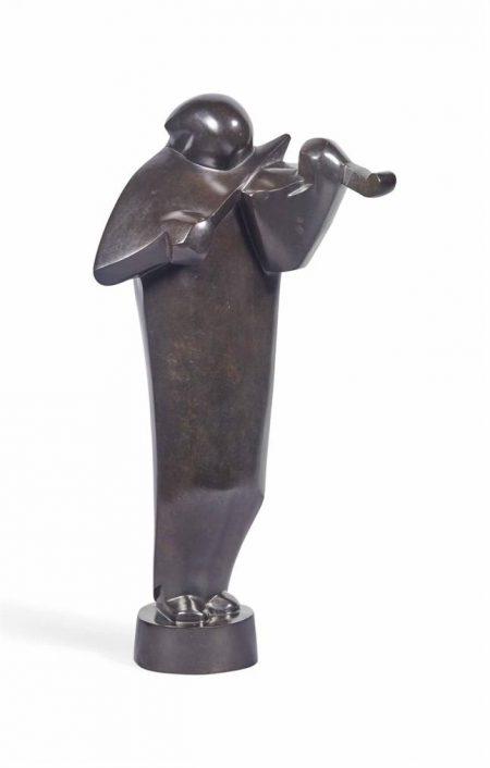 Ferdinand Parpan - Le Violoniste-