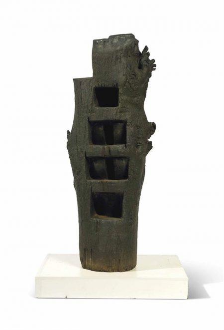 Etienne Martin - Le Reliquaire-1972