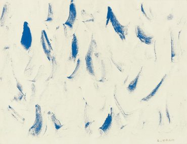 Lee Ufan-From Point-1984